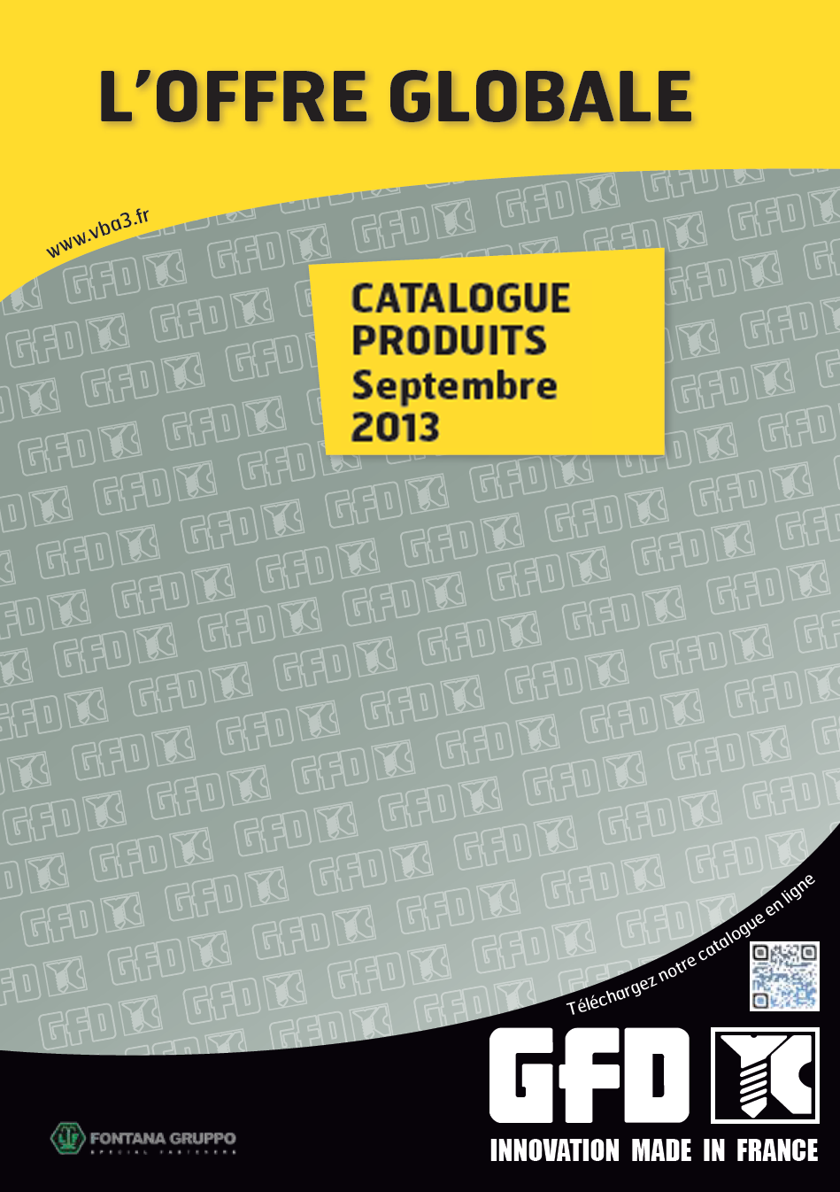 catalogue Septempre 2013